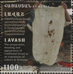 Armenia Lavash