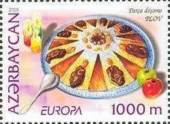 AZERBAIJAN 2005 - GASTRONOMY