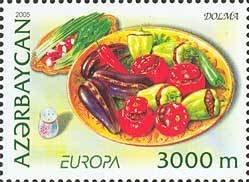 Azerbaijan 2005 Food 2