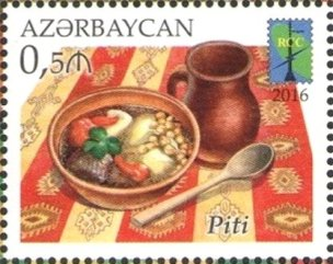 AZERBAIJAN 2016 -NATIONAL CUISINE