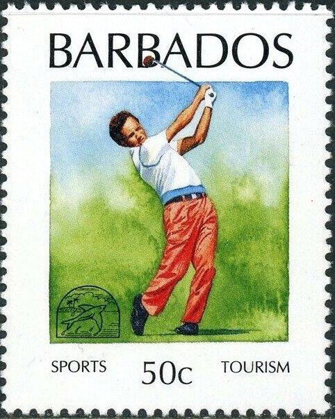 Barbados 1994 Golf