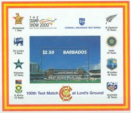 Barbados Cricket 2000 MS