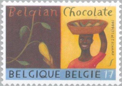 BELGIUM CHOCOLATE 1999
