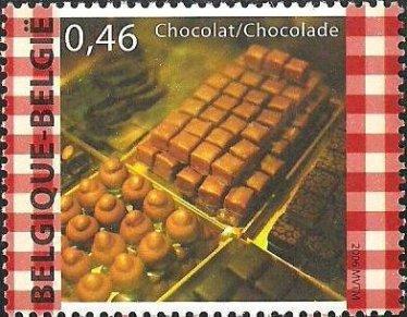 BELGIUM 2006 - CHOCOLATE