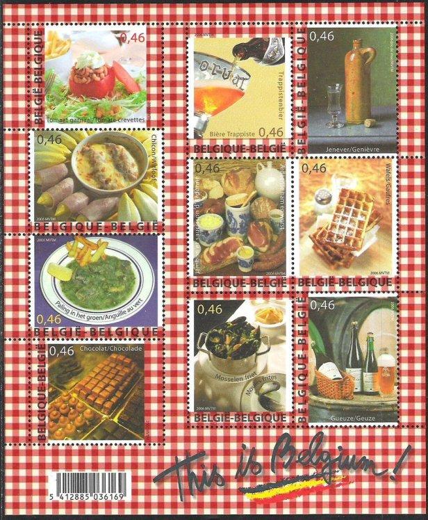 Belgium Gastronomy