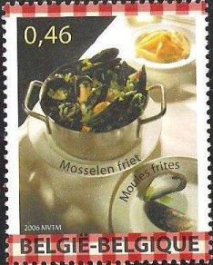 Belgium Mussels Chips