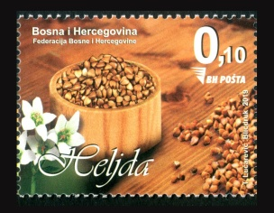 BOSNIA & HERZEGOVINA 2019-FOOD CEREALS