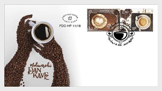 Bosnia Coffee 1 fdc