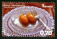 Bosnia Desserts Hurmasica