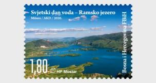BOSNIA & HERZEGOVINA MOSTAR 2020 -RAMSKO LAKE