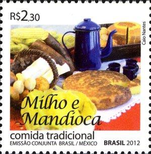 BRAZIL 2012 - COR & POZOLE