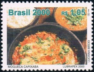 BRAZIL 2000 - MOQUECA