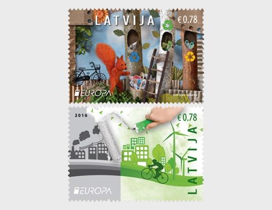 Latvia Think Green