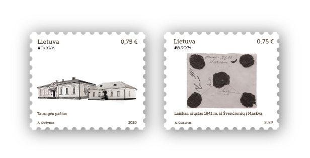 Lithuania EUROPA 1