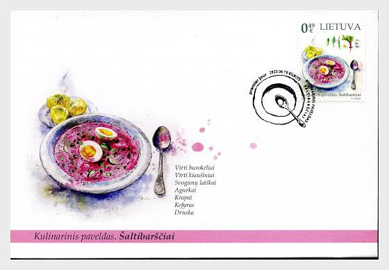 Lithuania Soup