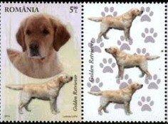 ROMANIA 2012 - DOG BREEDS