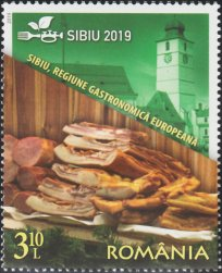 ROMANIA 2019 - SAUSAGES
