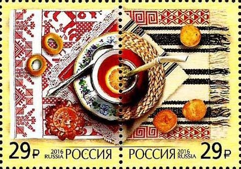 Russia 2016- Tea