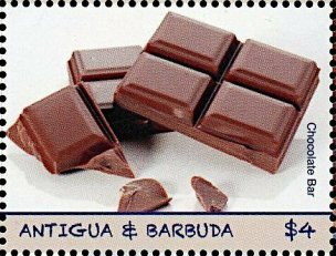 ANTIGUA & BARBUDA - 2019 - CHOCOLATE
