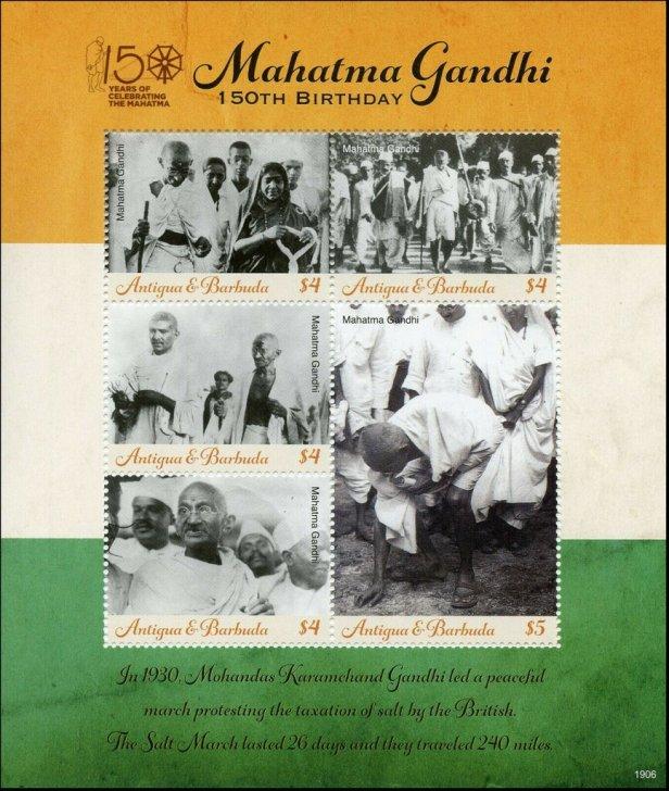 Antigua Gandhi