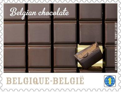 BELGIUM 2013 -CHOCOLATES