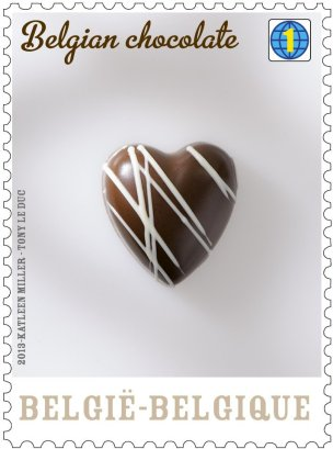 Belgium Chocolate praline
