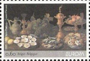 belgium europa 2005 2