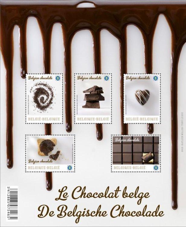 Belgium SS Chocolate 2013