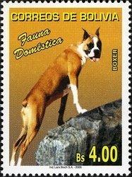 BOLIVIA 2006 -DOGS