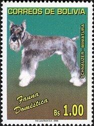 BOLIVIA 2006 - DOGS