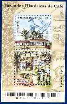 Brazil Historic Farms coffee