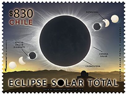 Chile Solar Eclipse 2019