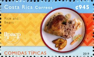 Costa rica Rice