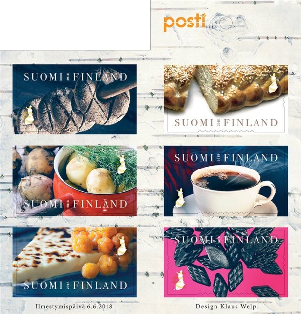 Finland Traditional Foods