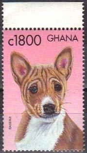 GHANA 2000 - DOGS