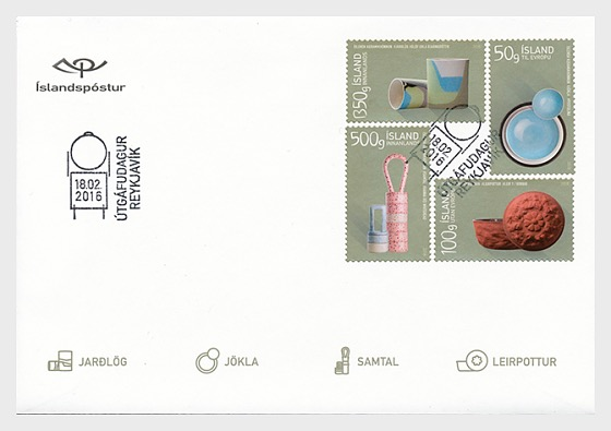 Iceland FDc