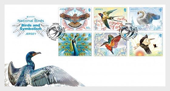 Jersey Birds FDC