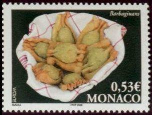 MONACO 2005 -EUROPA -GASTRONOMY