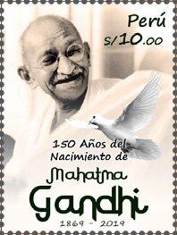 Peru Gandhi 1