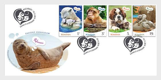Romania Animal Emotions