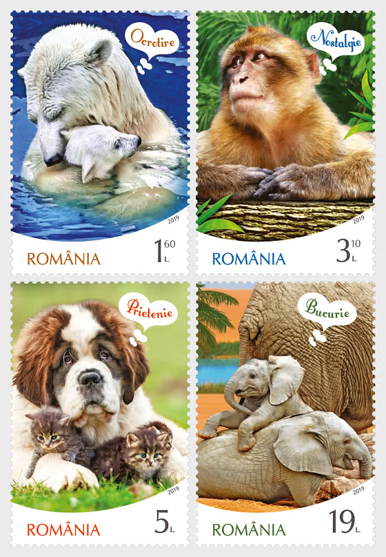 Romania Animals