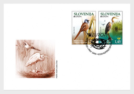 Slovenia Birds