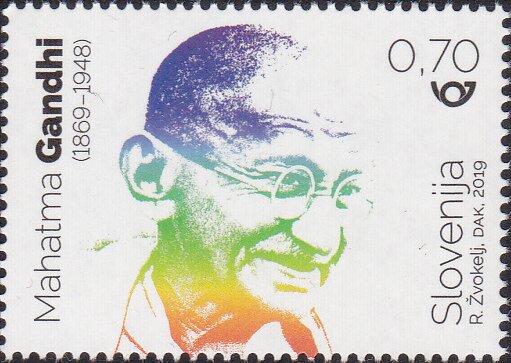 Slovenia Gandhi