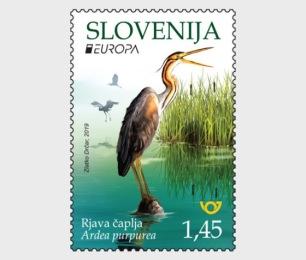 SLOVENIA 2018-BIRDS