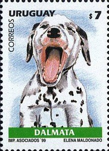 URUGUAY 1999- DOGS