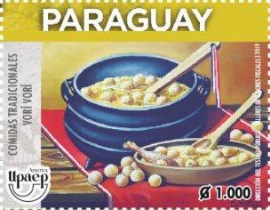 PARAGUAY 2019- FOOD