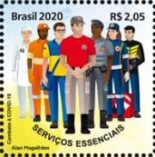 brazil Essential-Service-Workers