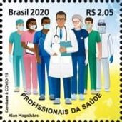 brazil Health-Care-Workers
