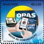 BRAZIL 2020 - COMBATING COVID 19