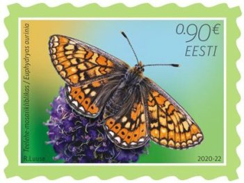 ESTONIA 2020-BUTTERFLY